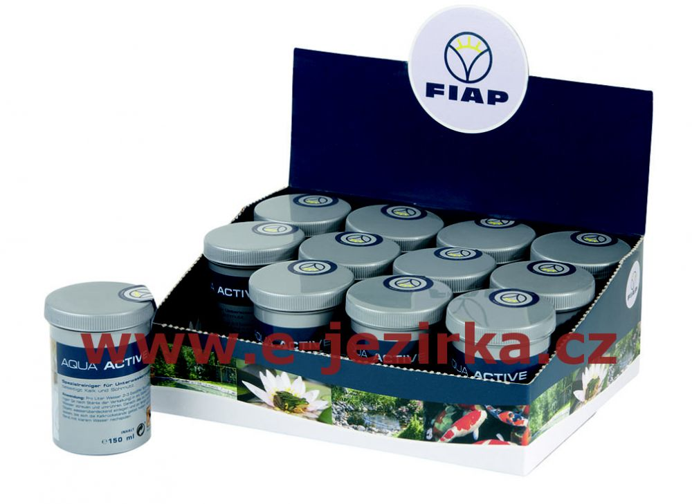 Čistící přípravek FIAP Aqua Active Cleaner 150 ml
