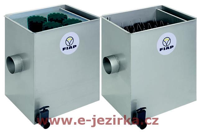 Filtrace FIAP Modul Active s filtrační pěnou