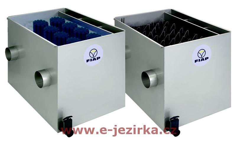 Filtrace FIAP Modul Active Jumbo s filtrační pěnou