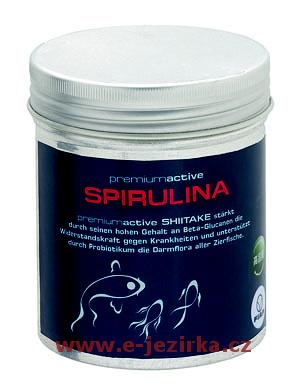 Doplněk pro barvu KOI FIAP premiumactive Spirulina 150 ml