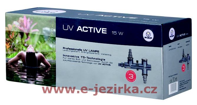Jezírková UV lampa FIAP UV Active 15 W