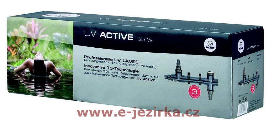 Jezírková UV lampa FIAP Active 35 W