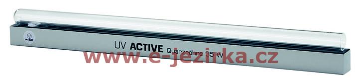 Náhradní křemíková trubice FIAP UV Active 35W Quartz Sleeves