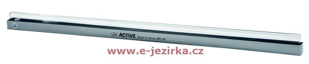 Náhradní křemíková trubice FIAP UV Active 65W Quartz Sleeves