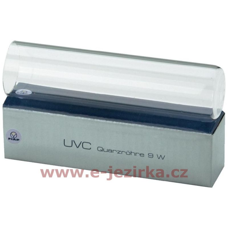 Náhradní křemíková trubice 9W k řadě FIAP UVC Active