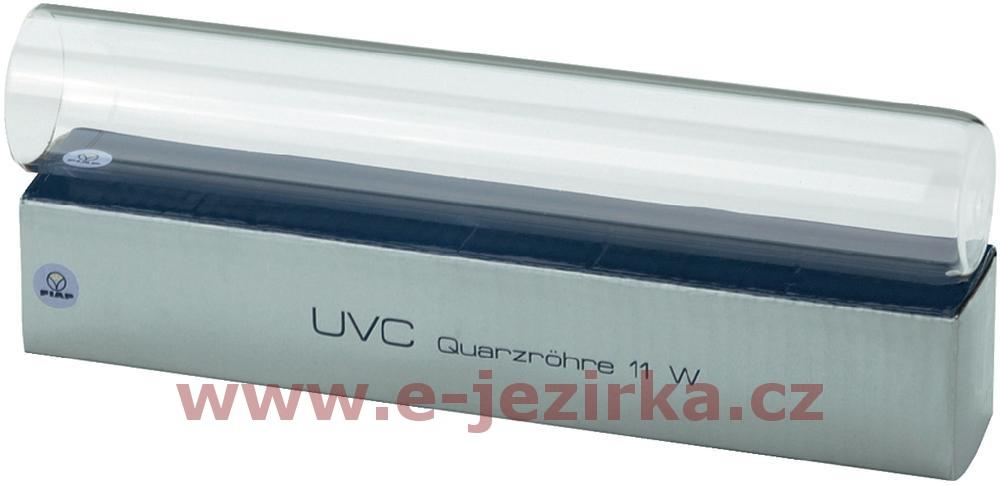 Náhradní křemíková trubice 11W k řadě FIAP UVC Active