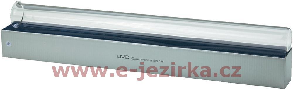 Náhradní křemíková trubice 55W k řadě FIAP UVC Active