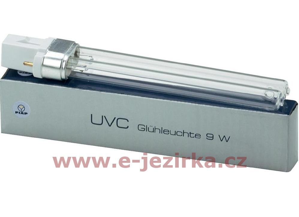 Náhradní UV zářivka 9W k řadě FIAP UVC Active