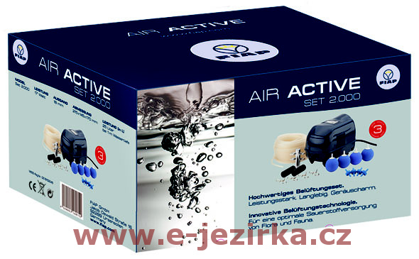 Provzdušňovač jezírek FIAP Air Active Set 2000