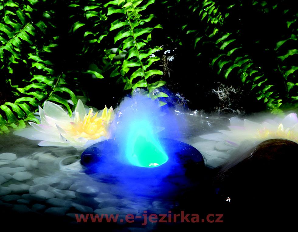 Dekorační jezírkové osvětlení FIAP Mystic Active