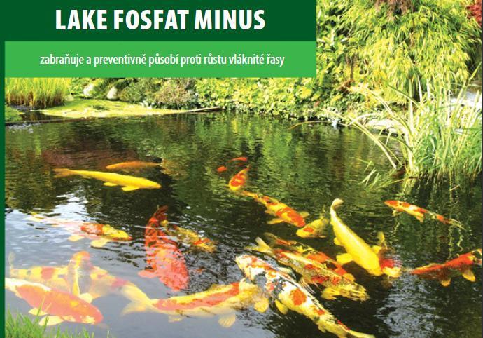 Lake Phospat Minus 2,5 kg