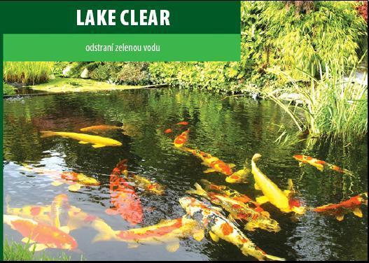 Lake Clear 5 litrů