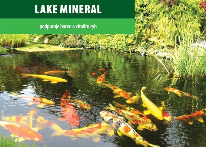 Lake Mineral 0,5 kg