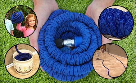 Flexibilní zahradní hadice X-HOSE 30m