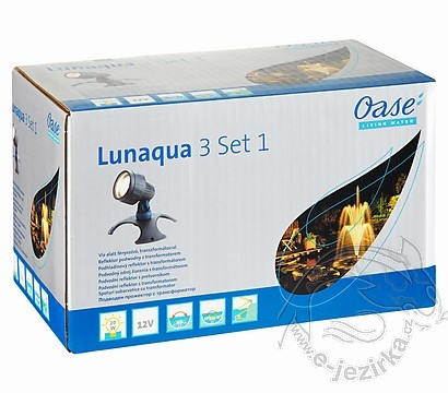 Oase Lunaqua 3 set 1