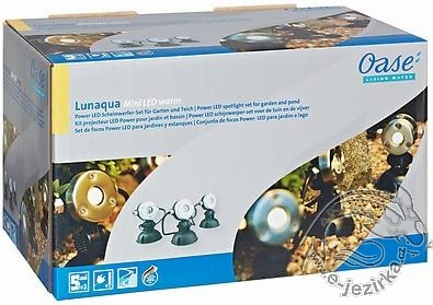 OASE Lunaqua Mini LED warm (Oase Luminis warm)