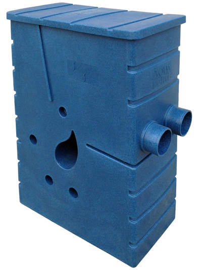 Štěrbinový filtr AquaForte SmartSieve