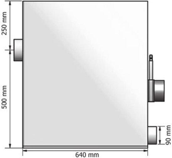 AquaForte Ultra Sieve LOW L šířka 53cm