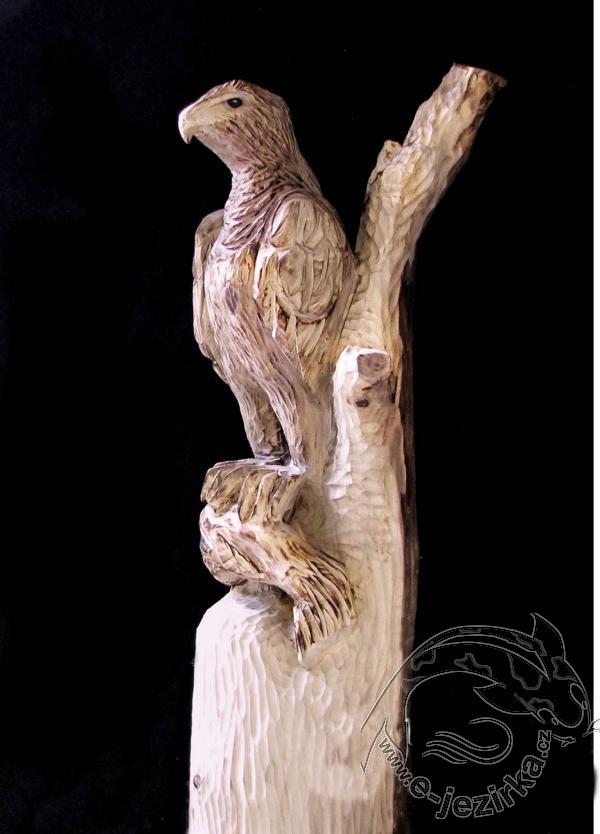 Zvířata - dřevořezba