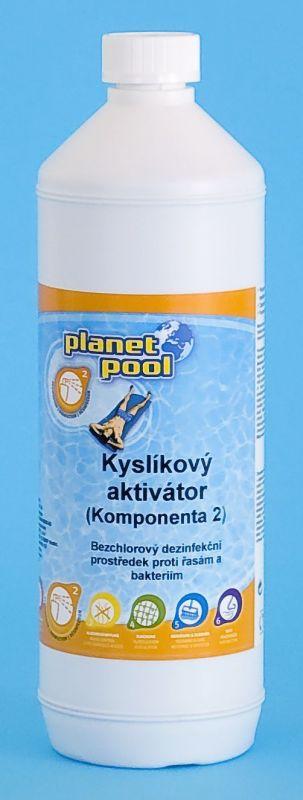 Kyslíkový aktivátor (komponenta 2) 3L