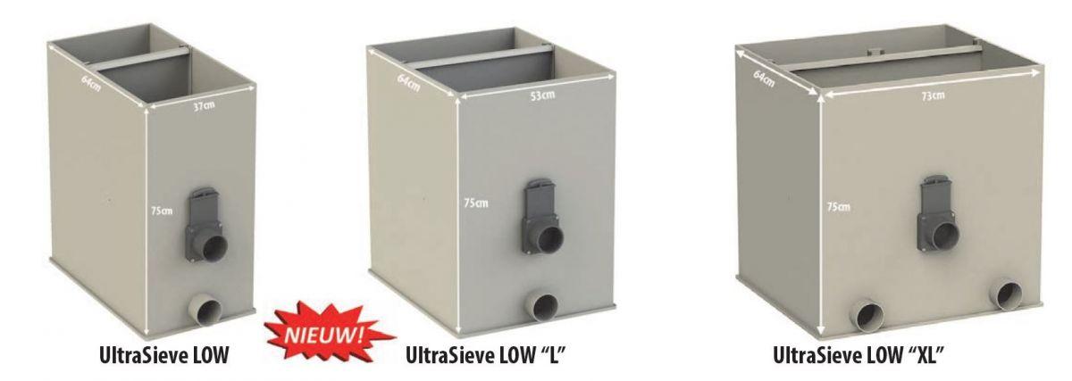 AquaForte Ultra Sieve LOW XL šířka 73cm